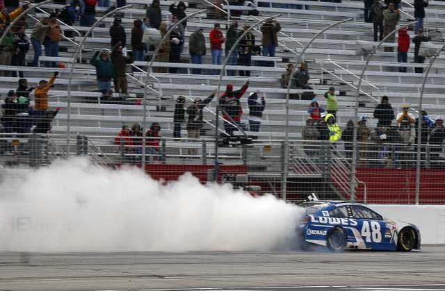 NASCAR Atlanta Auto R Werm