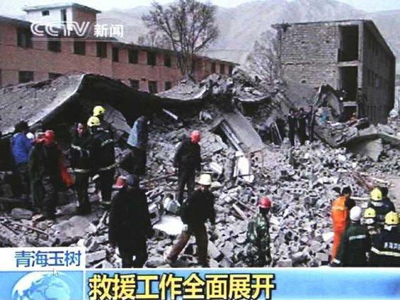 WChina Earthquake Heal