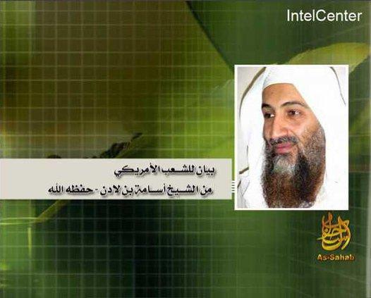 Bin Laden Tape Heal