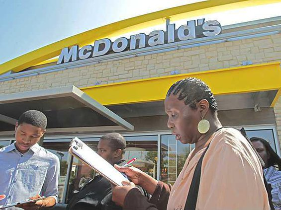 McDonalds Hiring Heal
