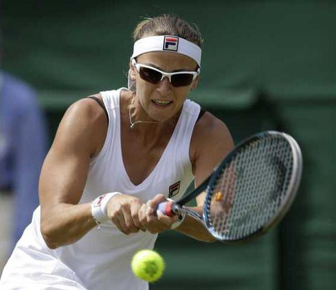Britain Wimbledon Ten Heal