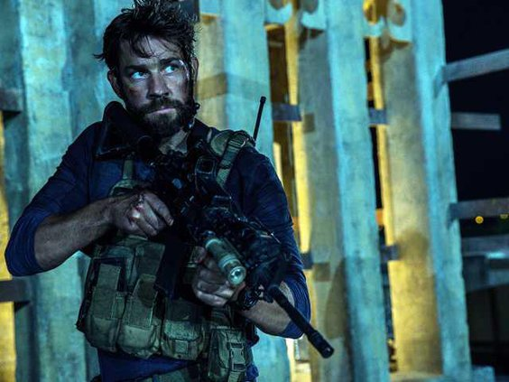 Film Review-13 Hours Heal