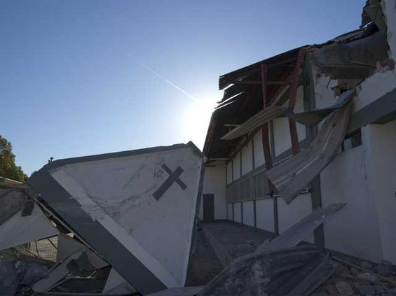 Mexico Earthquake Heal