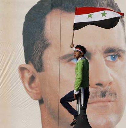 Mideast Syria W