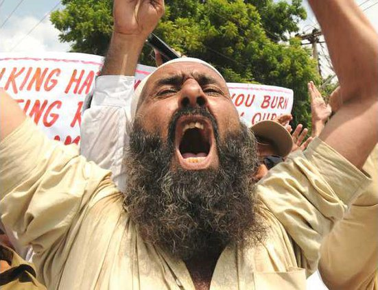 Pakistan Quran Burnin Heal