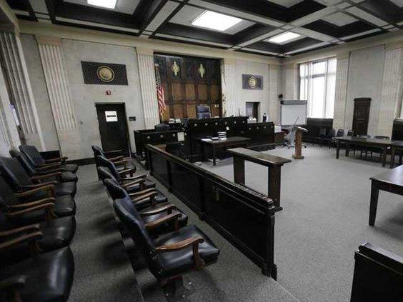 Tweeting At Trial W