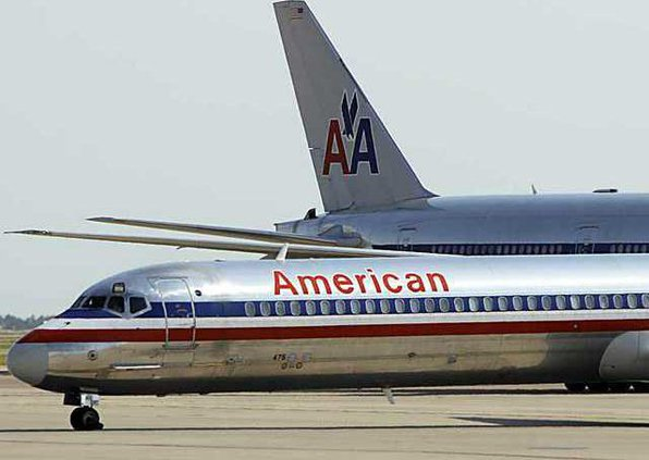 American Airlines Ban Heal