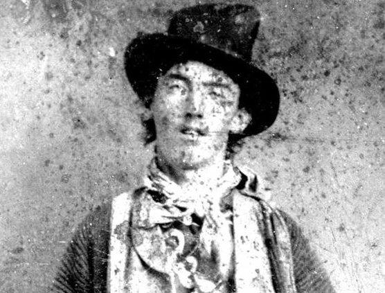 Billy the Kid Pardon Heal