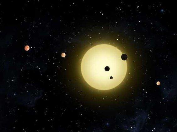 Alien Planets Heal