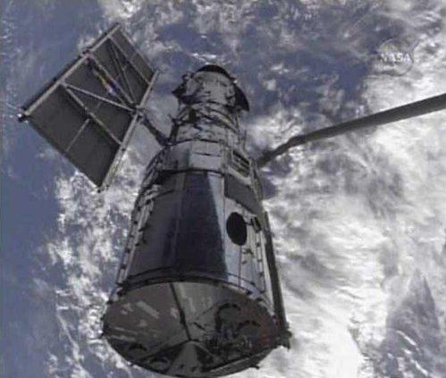 Shuttle Hubble Heal