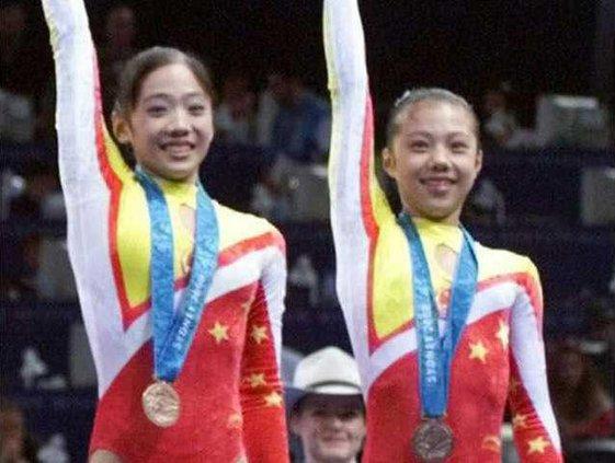 Underage Gymnast Olym Heal
