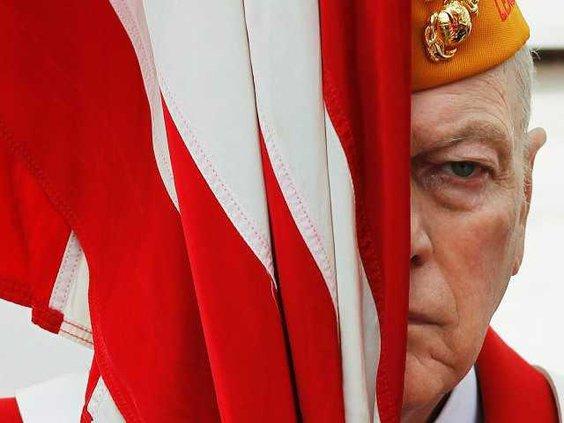 Obama Veteran W