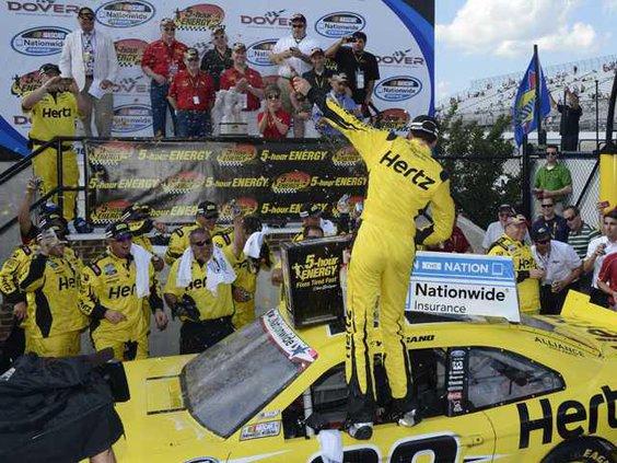 NASCAR Dover Nationwi Werm