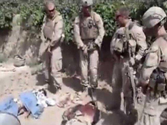 Marines Taliban W