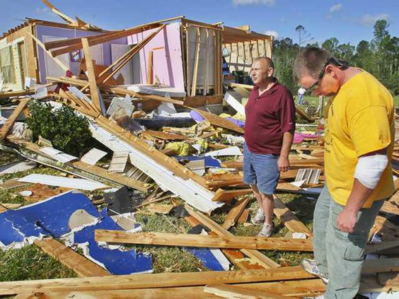Tornado Cleanup AP