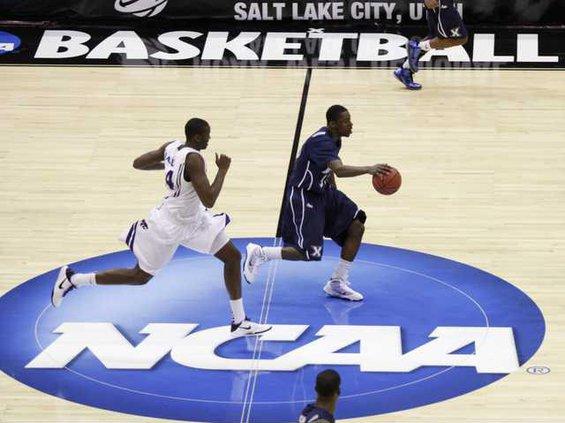 NCAA Tournament Baske Heal