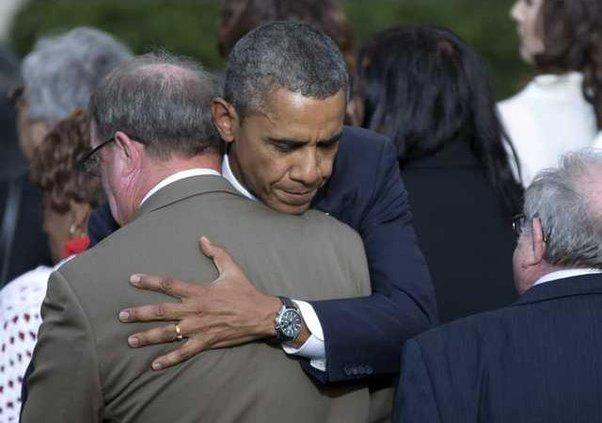 Obama Navy Yard Shoot Werm