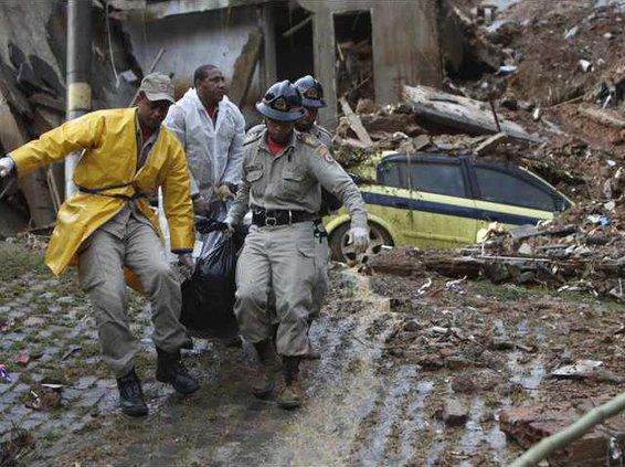 Brazil Flooding Heal