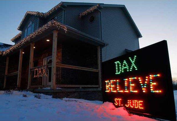 Holiday Lights Heal