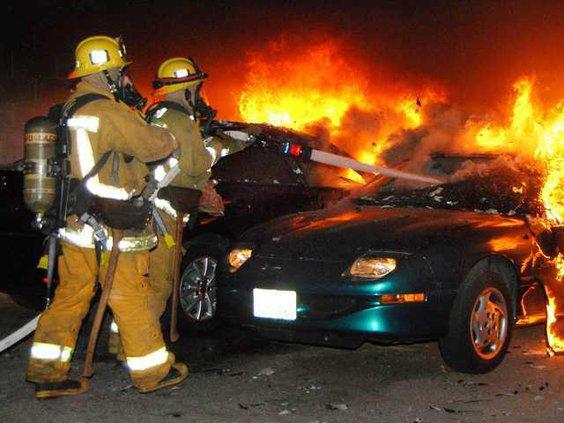 Los Angeles Arson W