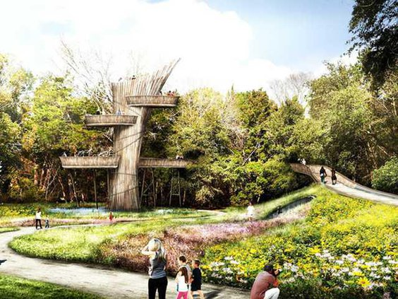 Botanic Garden GSU Web