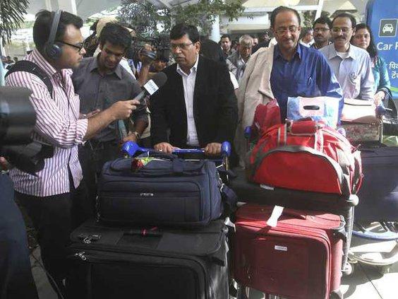 India Egypt Evacuatio Heal
