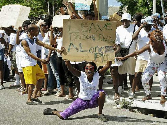 Jamaica Slum Standoff Heal