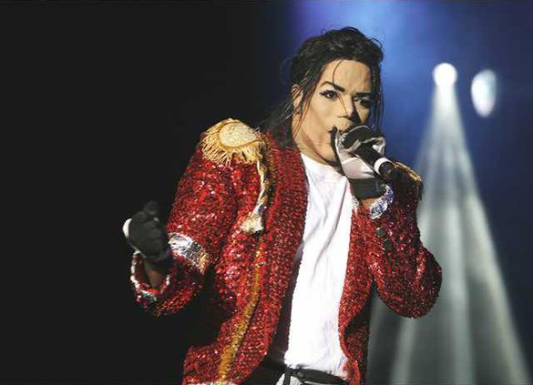 Michael Jackson Imper Heal