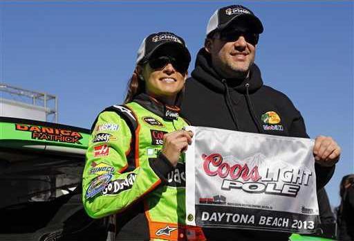 NASCAR Daytona 500 Au Heal