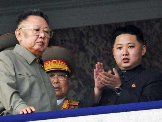 North Korea Kim Jong  W