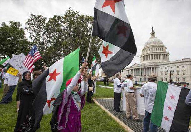 US Syria Werm