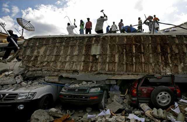 APTOPIX Haiti Earthqu Heal