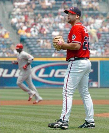 Braves One 5 col BW