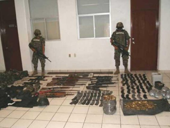 Mexico Drug War Heal