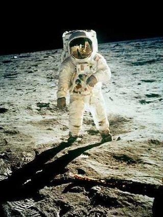 Apollo 11 Astronauts Heal