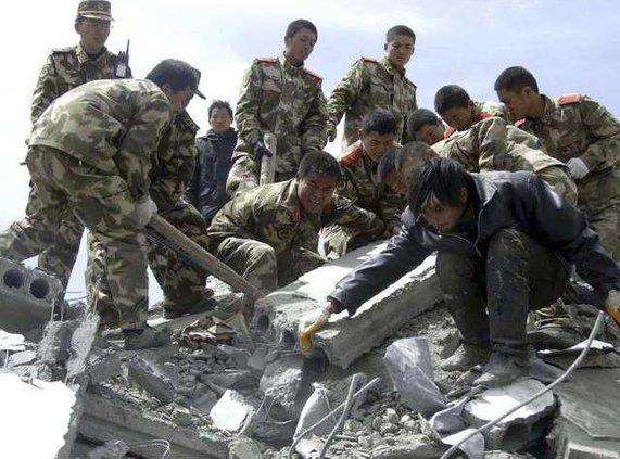 China Earthquake Heal