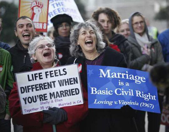 Gay Marriage Federal Heal