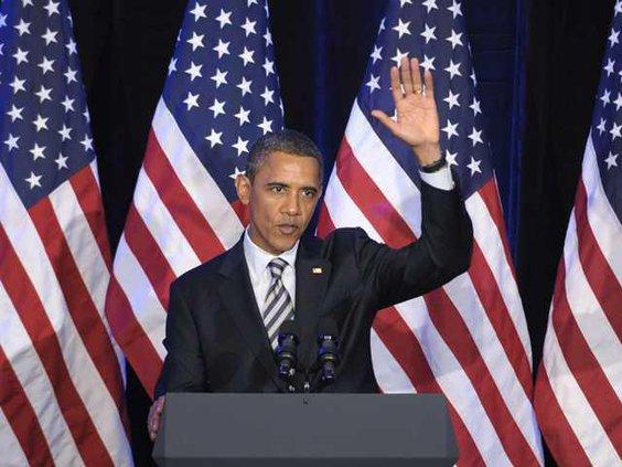 Obama Year Four W