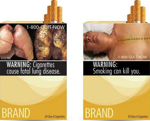 Smoking Graphc Images W