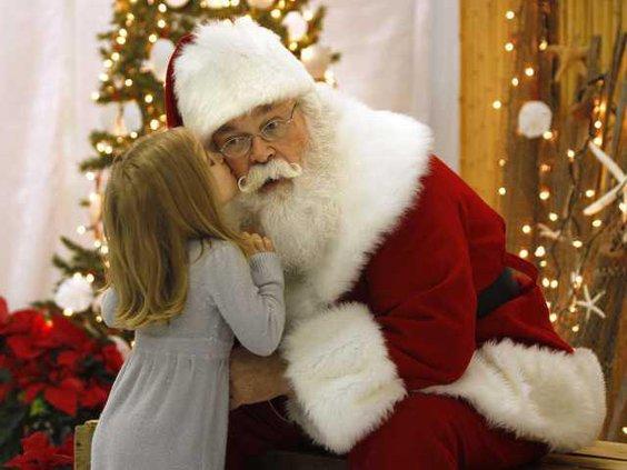 Recession Santas W