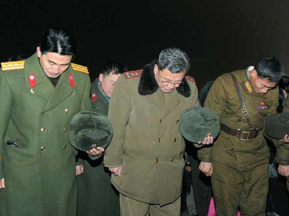 W North Korea Kim Death Heal
