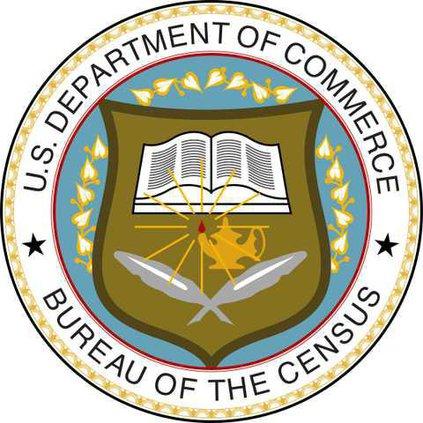 Seal of the United States Census Bureau