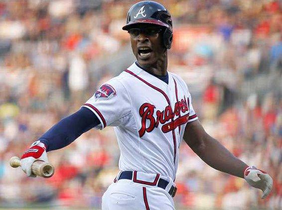 Phillies-Braves Baseb Heal
