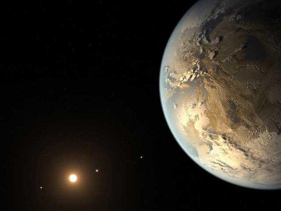 W Earth-Like Planet Werm