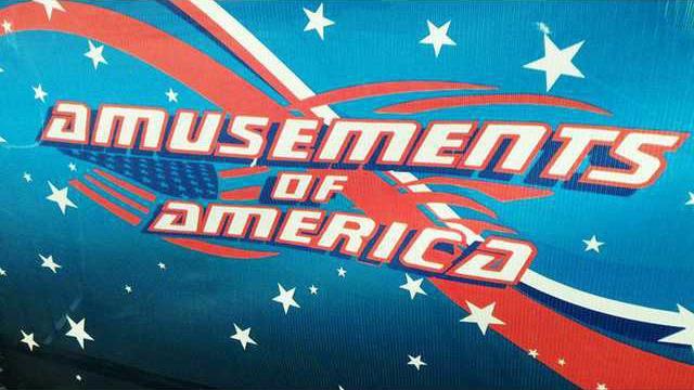 Amusements of america Logo