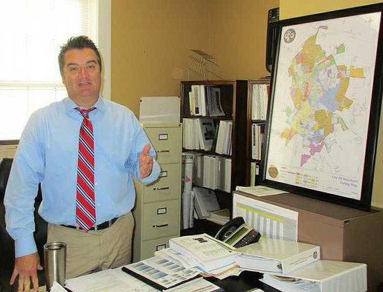 Neal in Office Web