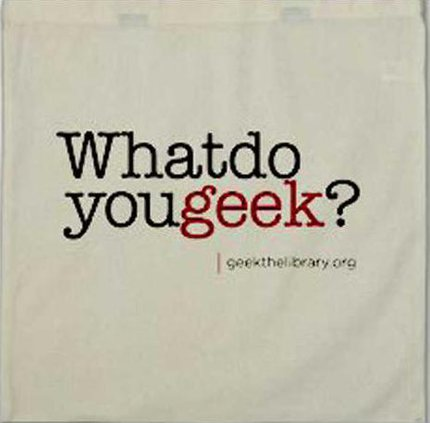 W Geek library