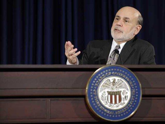 W Federal Reserve Werm