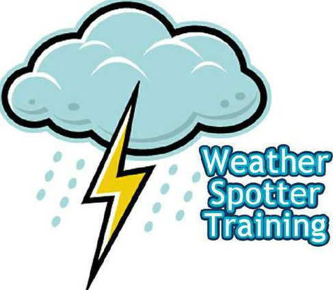 Weather spotter Web