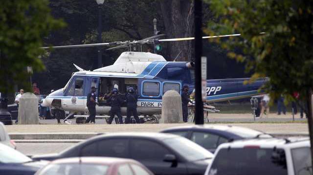 Capitol Lockdown Werm
